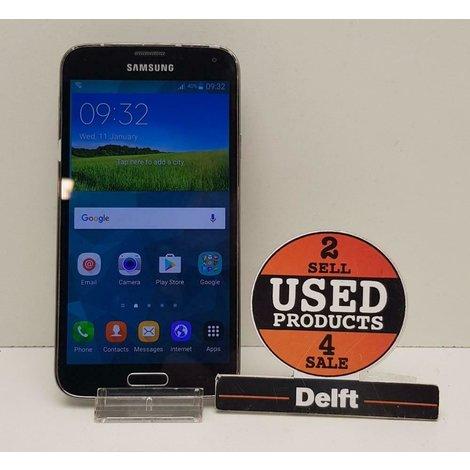 Samsung Galaxy S5 16GB Black met 3 maanden garantie