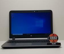 HP HP ProBook 450 G3 I5-6200 2,3GHz 6th gen CPU 8GB RAM 128GB SSD Windows 10 Pro met 3 maanden garantie