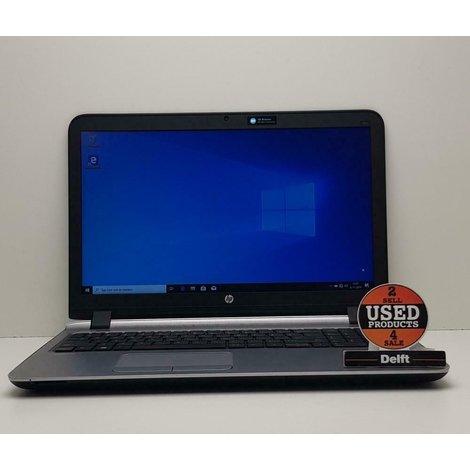 HP ProBook 450 G3 I5-6200 2,3GHz 6th gen CPU 8GB RAM 128GB SSD Windows 10 Pro met 3 maanden garantie