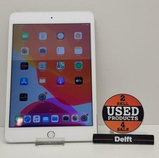 apple iPad Air 16GB Silver WiFi met 3 maanden garantie