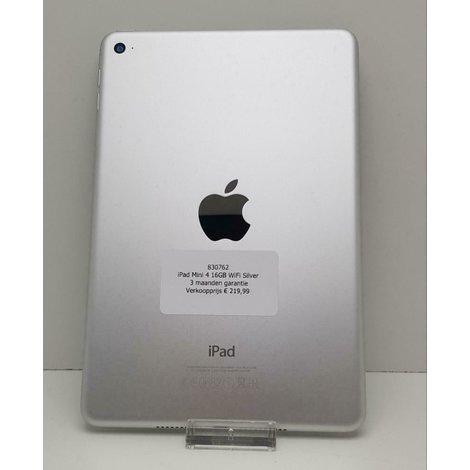 iPad Air 16GB Silver WiFi met 3 maanden garantie