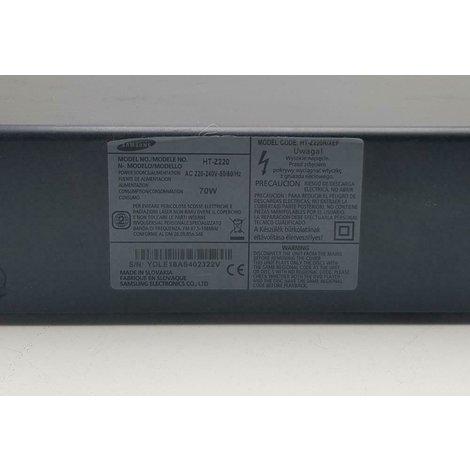 samsung ah64-04896 dvd home theater speler// zonder afstandsbediening//1 maand garantie
