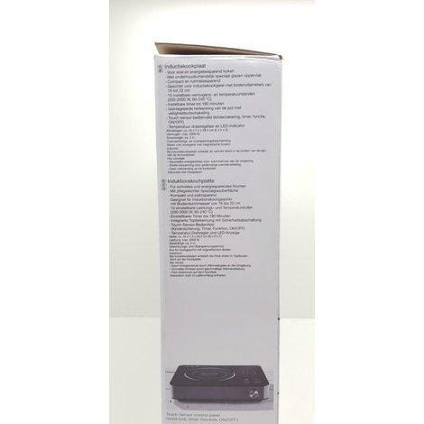 Induction Hob voor 1 pan nieuw in doos 1 maand garantie