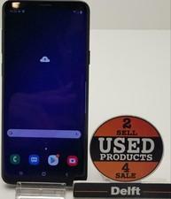 Samsung Galaxy S9 plus 128GB//3 maanden garantie