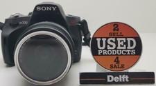 Sony Alpha 330 camera//incl 18-55mm lens//toebehoren// 1 maand garantie