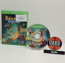 Rayman Legends voor Xbox one 1 maand garantie
