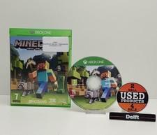 Minecraft voor Xbox one 1 maand garantie