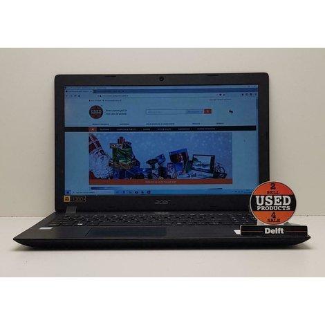 Acer Aspire  A315-51-30SG//Intel Core i3 8130U//4 GB//15.6 inch//Intel//3 maanden garantie