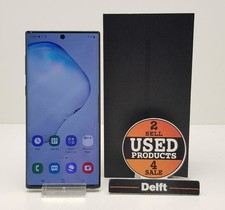 Samsung Samsung Galaxy Note 10 256GB//Aura Black//garantie tot 05-10-2021