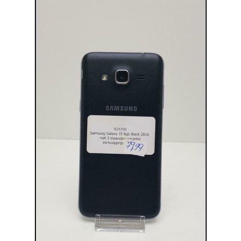 Samsung Galaxy J3 8gb Black 2016 met 3 maanden garantie