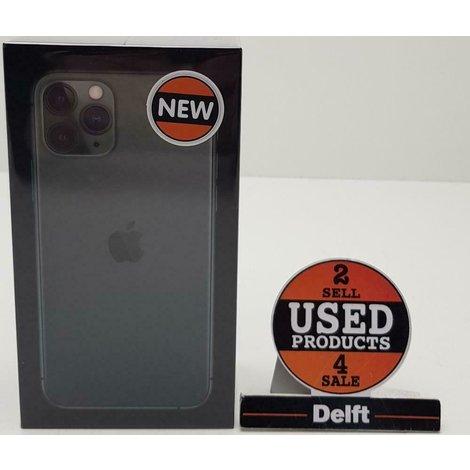 IPhone 11 Pro//Midnight Green//64GB//garantie tot 29-11-2021