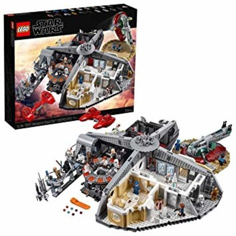 LEGO 75222 Star Wars Verraad in Cloud City
