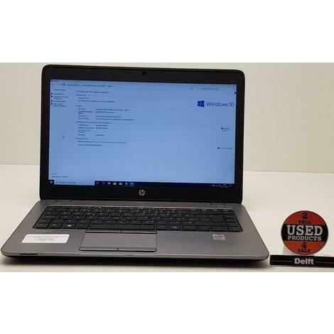 Hp Elitebook 840 G1 i7-4600U//8GB//128SSD//Windows 10 Pro//14 inch//zeer nette staat//3 maanden garantie