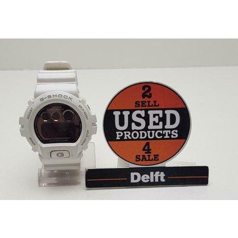 G-shock DW-6900NB horloge nieuwe batterij 1 maand garantie