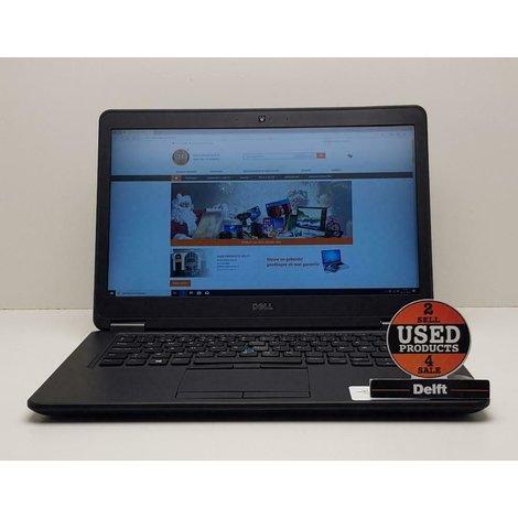 Dell Latitude E7450 i5-5300U//8GB//256GB SSD//windows 10 pro//14 inch//zeer nette staat//3 maanden garantie