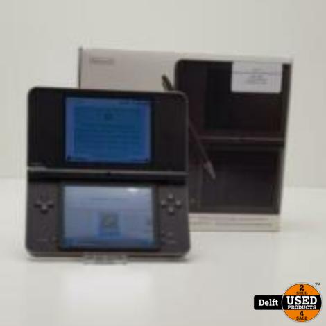 Nintendo dsi xl//zonder opader//dark brown//nette staat//1 maand garantie