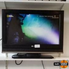 LG LG 26 inch tv met afstandsbediening//1 maand garantie