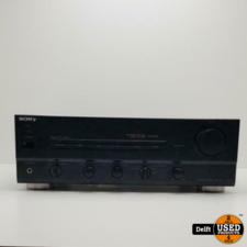 Sony F435R receiver zonder AB met 1 maand garantie