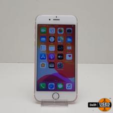 apple iPhone 6S 64GB Rosegold//dode pixel linker bovenhoek//3 maanden garantie