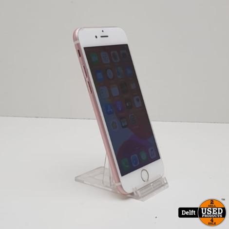 iPhone 6S 64GB Rosegold//dode pixel linker bovenhoek//3 maanden garantie