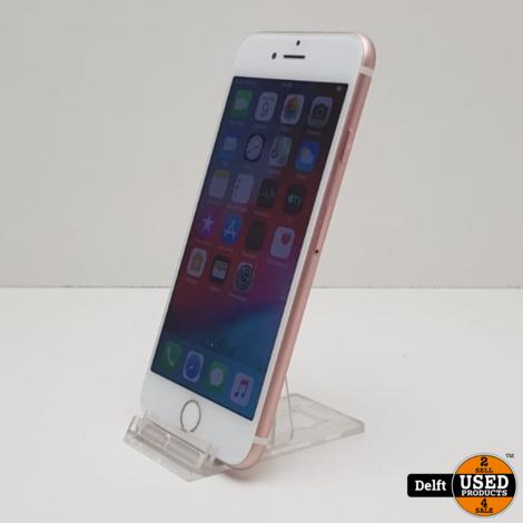 iPhone 7 32GB RoseGold//nette staat//3 maanden garantie
