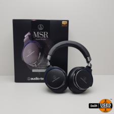 Audio-Technica ATH-MSR7 koptelefoon/nette staat/ 1 maand garantie