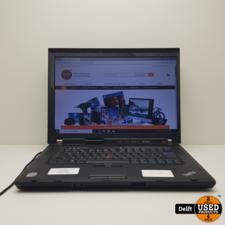 lenovo Thinkpad R500//2GB/160GB//Windows10//3 maanden garantie