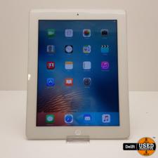 iPad 3 16GB WiFi Silver//goede staat//3 maanden garantie