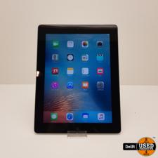 iPad 3 16GB WiFi Spacegrey//nette staat//3 maanden garantie