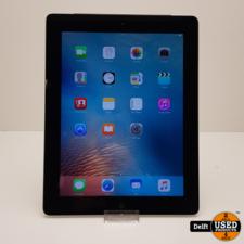 iPad 3 64GB WiFi/4G Spacegrey//nette staat//3 maanden garantie