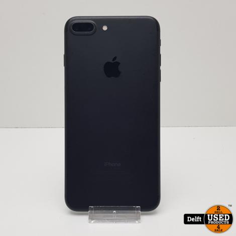 iPhone 7 Plus 32GB Black//nette staat//3 maanden garantie