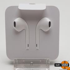 Apple oortjes met lightning aansluiting//nieuw//1 maand garantie