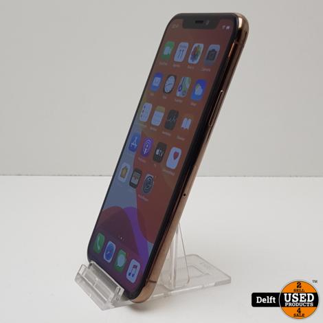 iPhone 11 pro 64GB Gold//nette staat//garantie tot 24-11-2021
