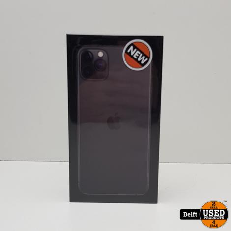 iPhone 11 Pro Max 256GB Spacegrey// Nieuw// Apple garantie