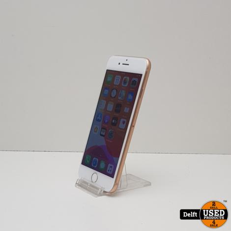 Iphone 8 64GB Gold//nette staat//3 maanden garantie