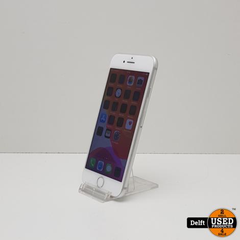 Iphone 8 64GB Zilver/redelijke staat//3 maanden garantie