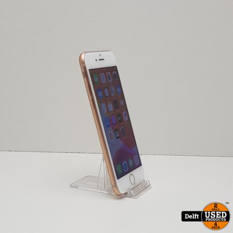 Iphone 8 64GB Gold/nette staat//3 maanden garantie