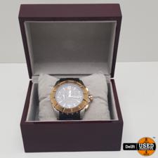 Guess heren horloge gc40500g//nette staat//1 maand garantie