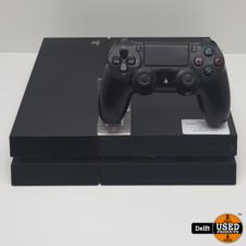 Playstation 4 500GB incl controller en stroomkabel//1 maand garantie