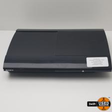Playstation 3 Ultra Slim 500GB//incl.stroomkabel//excl controller en HDMI//1 maand garantie