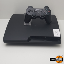 Playstation 3 slim 320GB//compleet//1 maand garantie