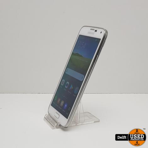 Samsung Galaxy s5/externe speaker zwak met 3 maanden garantie