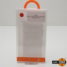 IPhone 7 Plus hoesje achterkant transparant