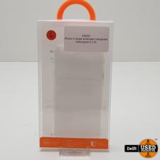 IPhone 11 hoesje achterkant transparant