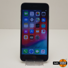 apple iphone 6 64gb spacegrey 3 maanden garantie