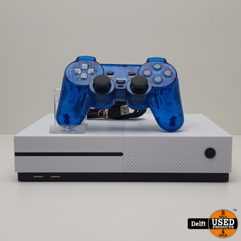 X Game Console met 1 controller 1 maand garantie