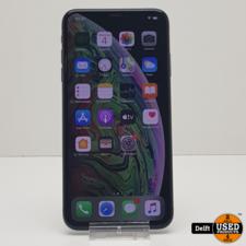 apple iPhone Xs Max 64GB Spacegrey nette staat 3 maanden garantie