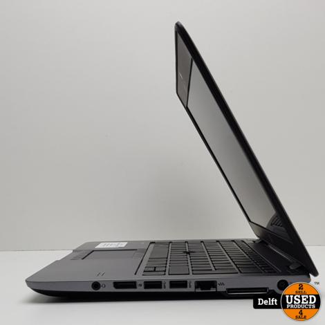 HP Elitebook 820 G1 I7 4600U Win10 8GB 256SSD 6 maanden garantie