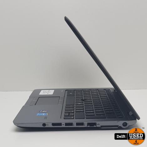 HP Elitebook 820 G1 i7-4600U Win10 8GB 256SSD 6 maanden garantie