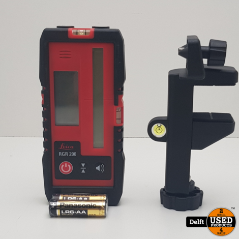 Leica RGR 200 afstandsmeter nieuw garantie